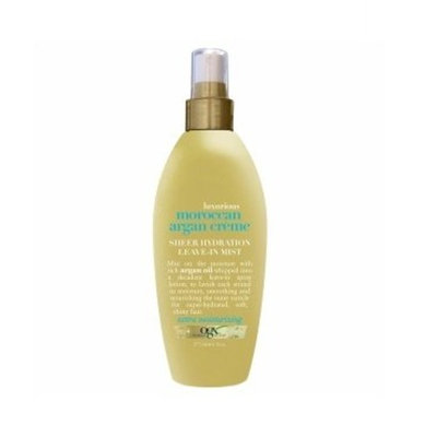 (OGX) Organix Moroccan Argan Creme Sheer Hydra Leave-In Mist 6oz (3 Pack) : Hair And Scalp Treatments : Beauty
