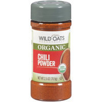 Wild Oats Marketplace Organic Chili Powder, 2.5 oz