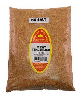 Marshalls Creek Spices Refill Pouch Seasoned Meat Tenderizer No Salt Seasoning, 11 Ounce