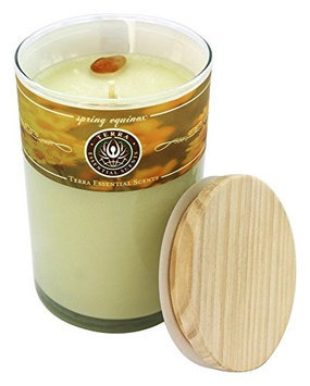 Spring Equinox Soy Essential Blend Candle 12 Oz Burns Approx. 30+ Hours