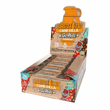 Grenade Carb Killa Go Nuts Vegan Chocolate Nut Bar