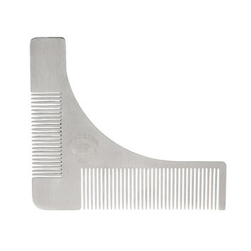 BEARDILIZER BEARD SHAPING COMB – 100% STAINLESS STEEL
