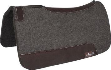 Classic Equine Wool Felt Contour Pad 31x32x 3/4