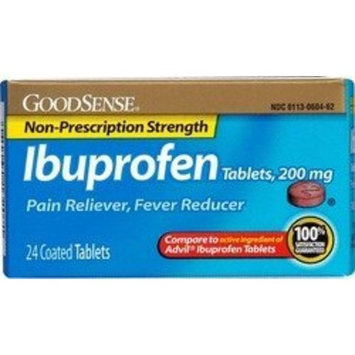 Good Sense Ibuprofen Tablets 200mg