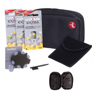 Simplysoft Simply Soft Hearing Aid Travel Kit