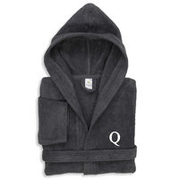 Linum Home Textiles Personalized Kids Hooded Terry Bathrobe