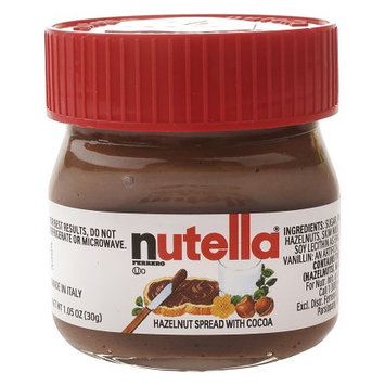Nutella/nutella Nutella Christmas Hazelnut Spread 1 oz