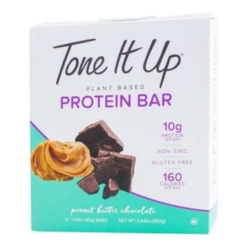 Tone It Up® Protein Bar - Peanut Butter Chocolate - 1.41oz