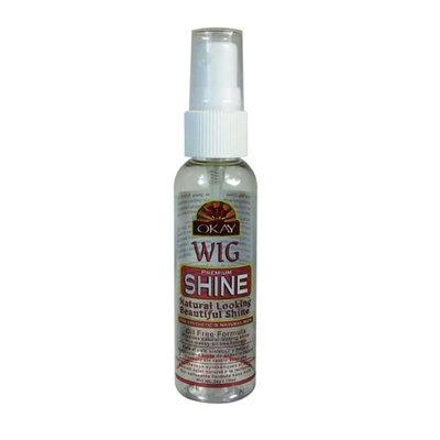 OKAY Wig Shine Oil Free Formula 59 ml - 2 oz