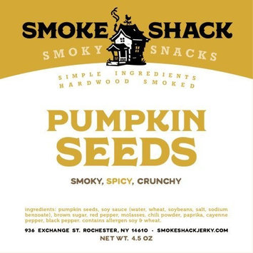 Smoked Snacks (Pumpkin Seeds)