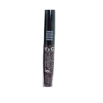 NYC City Proof Lip Gloss, 384 Femme Fatale by N.Y.C.