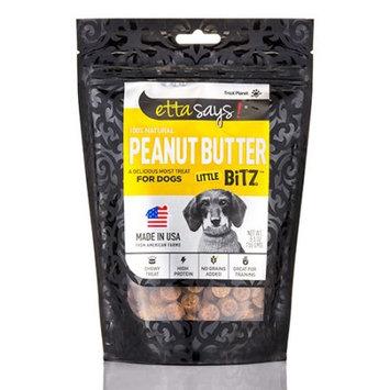 etta says! Little Bitz 100% Natural Soft Dog Treats (Peanut Butter) ET00554 Etta Says