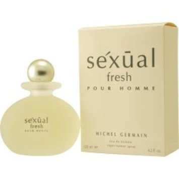 Michel Germain Sexual Fresh By Michel Germain For Men Eau De Toilette Spray, 4.2-Ounce / 125 Ml