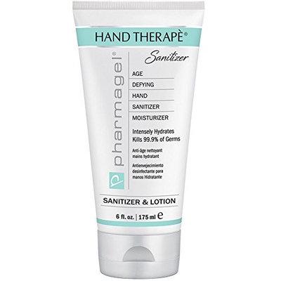 Pharmagel Hand Therape Moisturizer and Sanitizer, 6 Fluid Ounce by Pharmagel