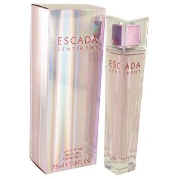 ESCADA SENTIMENT by Escada Eau De Toilette Spray 2.5 oz (Pack of 2)