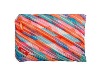 Zipit Triangles Colorz Jumbo Pencil Case
