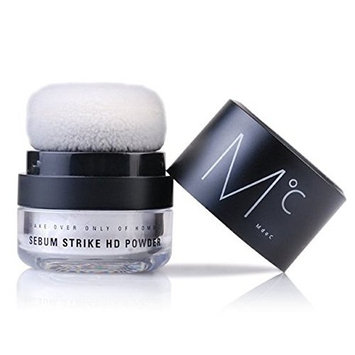 MDOC Gentleman Sebum Strike HD Powder to be Dry and Smooth for Man's face 4g