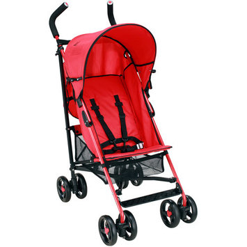 Dream On Me / Mia Moda Sportivo Stroller, Red (Discontinued by Manufacturer)
