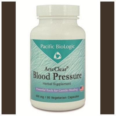 Pacific Biologic ArteClear: Blood Pressure 90 vcaps