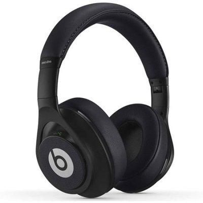 Beats Electonics Llc Beats Executive Over Ear Headphones Black by dr. dre