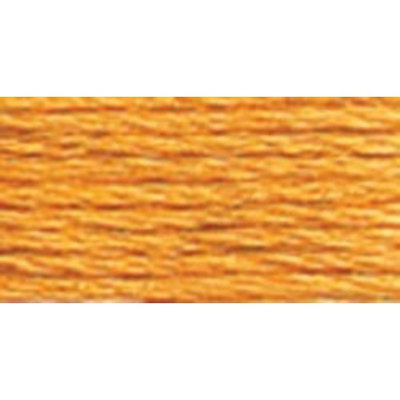 Anchor Six Strand Embroidery Floss 8.75 Yards-Tangerine Light 12 per box