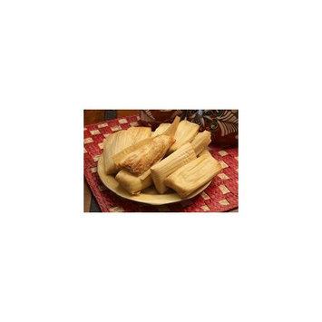 Del Real Foods Gourmet Chicken Tamales In Red Sauce