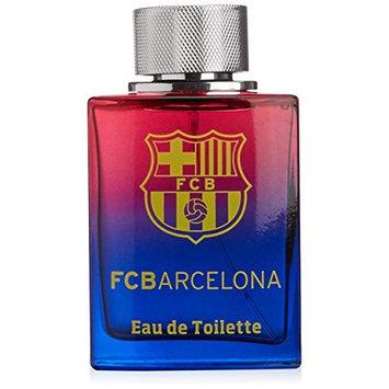 FC Barcelona Messi for Men Eau de Toilette Spray, 3.4 Ounce