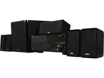 YAMAHA YHT-4920UBL Home Theater in a Box System