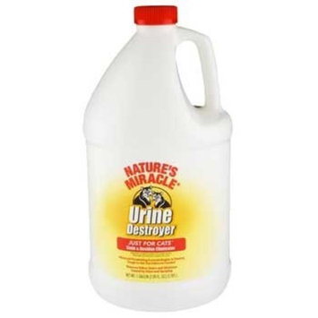 Nature's Miracle Urine Destroyer - Cats - Gallon