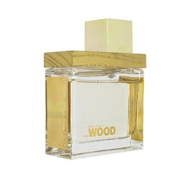 She Wood Golden Light FOR WOMEN by Dsquared2 - 1.0 oz EDP Spray