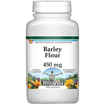 Barley Flour - 450 mg (100 Capsules, ZIN: 519127)