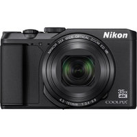 Nikon - Coolpix A900 20.0-megapixel Digital Camera - Black
