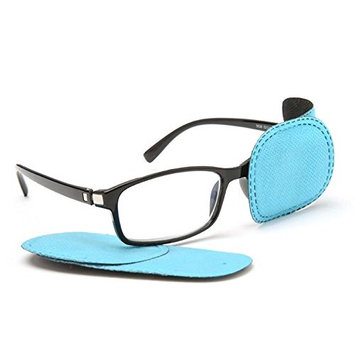 Plinrise 6pcs Amblyopia Eye Patches For Glasses, Kids Eye Patch,Strabismus, Lazy Eye Patch For Children