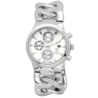 Jivago Women's Lev Watch Swiss Parts Quartz Mineral Crystal JV1220