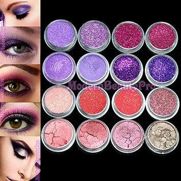 Baisidai Eyeshadow Eye Pigment Powder Cosmetic Combo Kit