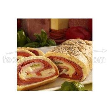 Stefano Italian Sausage, Pepperoni and Cheese Stuffed Bread, 15 Ounce -- 12 per case.