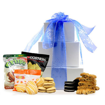 Gluten Free Palace Seasons Greetings Gluten-free Large Gift Tower