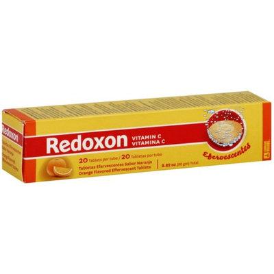 Redoxon Orange Flavored Vitamin C Effervescent Tablets 20 ea