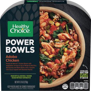 Healthy Choice Power Bowls Adobo Chicken Frozen Meals, 9.75 oz.