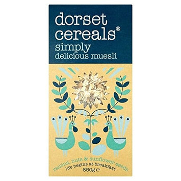 Dorset Cereals Simply Delicious Muesli (850g) - Pack of 2