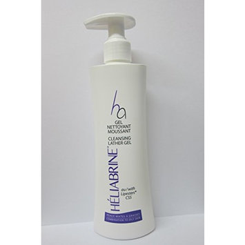 Heliabrine Natural Cleansing Lather Gel 250ml. From The HA Line = For Oily Skin. The Best Purifying Cleansing Gel For Your Face. 100% Natural Ingredients That Leaves Your skin PURIFY, CLARIFY & REBALANCE. This Natural Cleansing Gel Will Finally Give You The Results You Were Looking For. GUARANTEED!