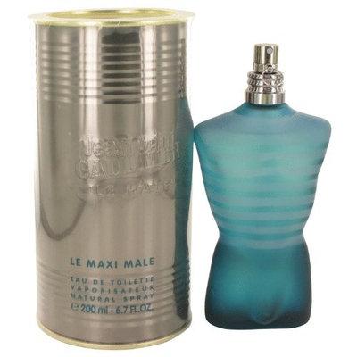 Le Male by Jean Paul Gaultier for Men - 6.7 Ounce EDT Spray