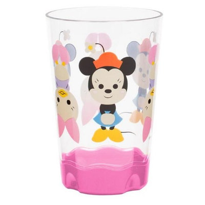 Supreme Housewares 73308 2 Piece Minnie Mouse Plastic Cups 9 oz - Pack of 36