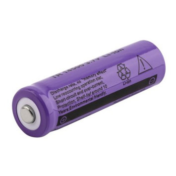 1pc TR 14500 3.7V 2300mAh Rechargeable Li-ion Battery for LED Flashlight