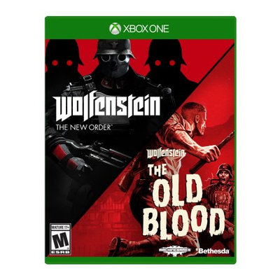 Bethesda Wolfenstein: The Two Pack (XBX1) - Preowned