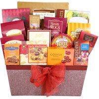 Alder Creek Gift Baskets Savory Holiday Gift Basket