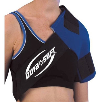 DonJoy DuraSoft Cold Therapy Shoulder Wrap [With 1 Ice Mat Insert]