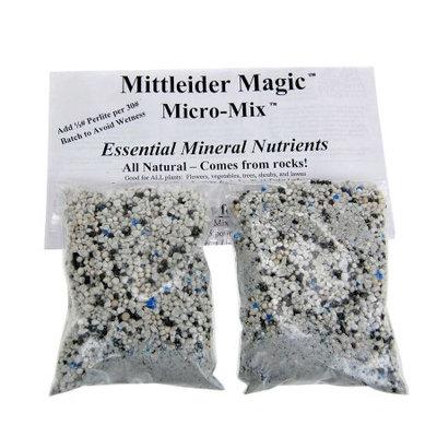 Mittleider Magic Micro-Nutrient Mix - Natural Trace Mineral Garden Fertilizer