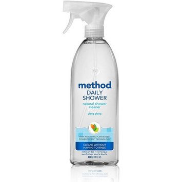 Method Daily Shower Cleaner, Ylang Ylang 28 oz