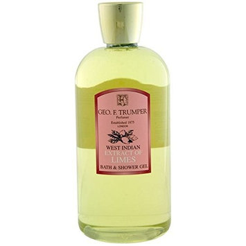 Geo F. Trumper Extract of West Indian Limes Bath and Shower Gel 500ml